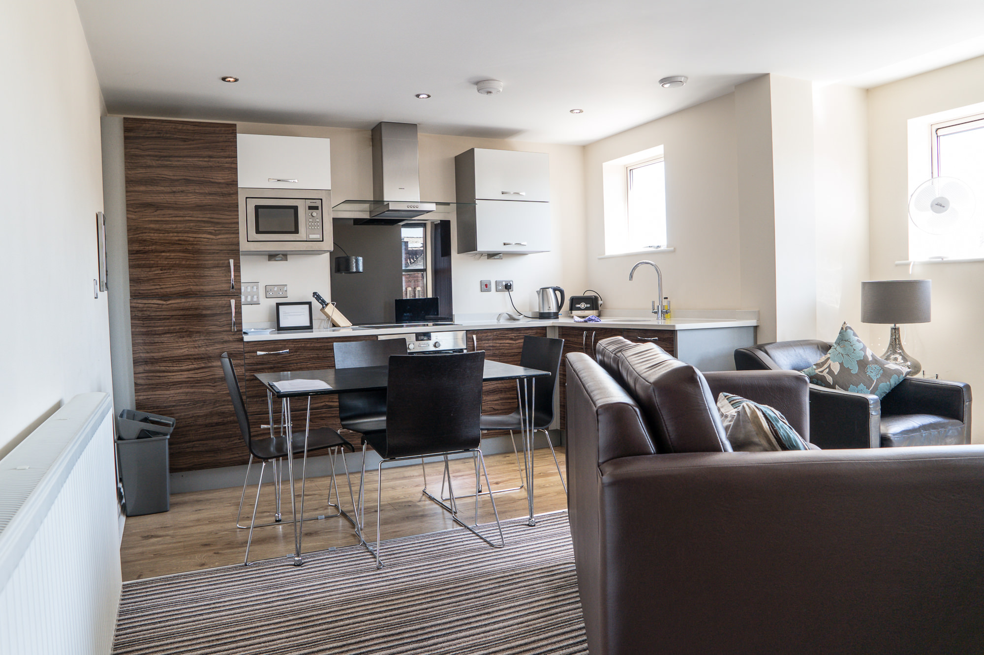 Luxury two Bedroom ApartmentClearly Apartments