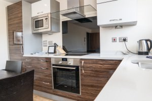 Luxury Two bedroom Apartment Kitchen